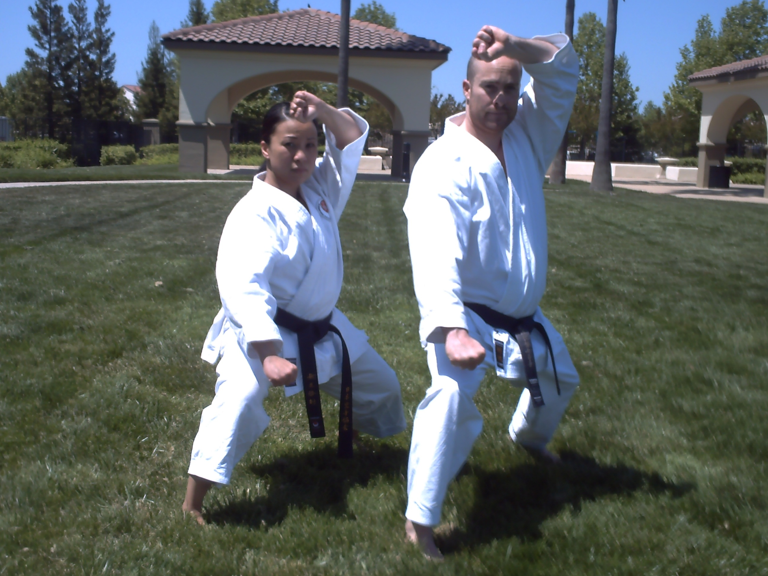 World Class Karate Instructors in Natomas Sacramento